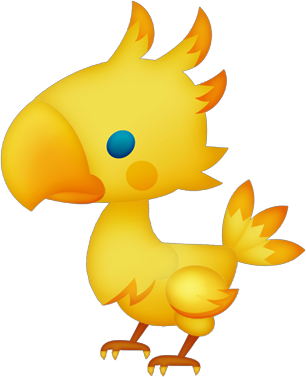 Theatrhythm Chocobo