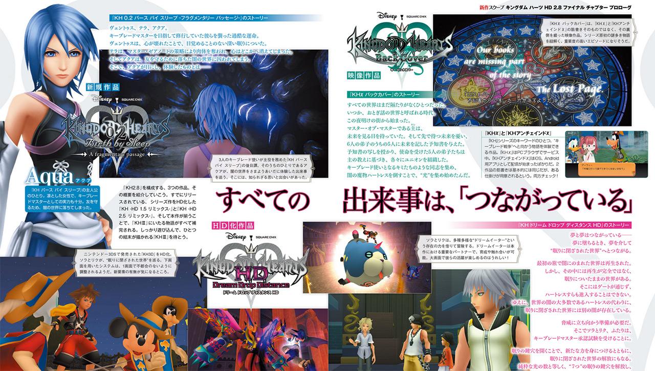 Kingdom Hearts II.8 Final Prologue sur PS4 KH2.8Famitsu1