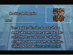 Armoiries de lempyrée